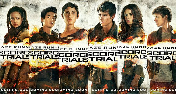 Thomas tested in new Maze Runner: Scorch Trials clip - moviepilot.com