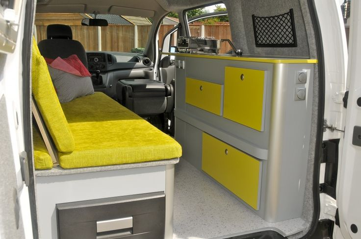 nissan nv200 camper van conversions camper minivan. Black Bedroom Furniture Sets. Home Design Ideas