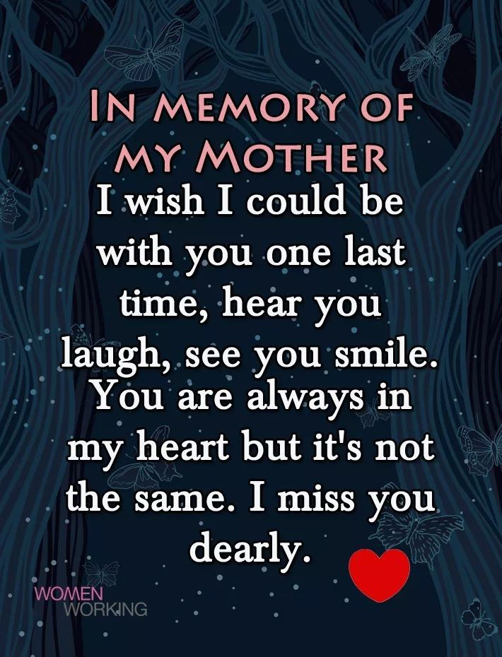 Pin by Juli Meyer on Poems for Mom | Mom poems, Poems, Love you