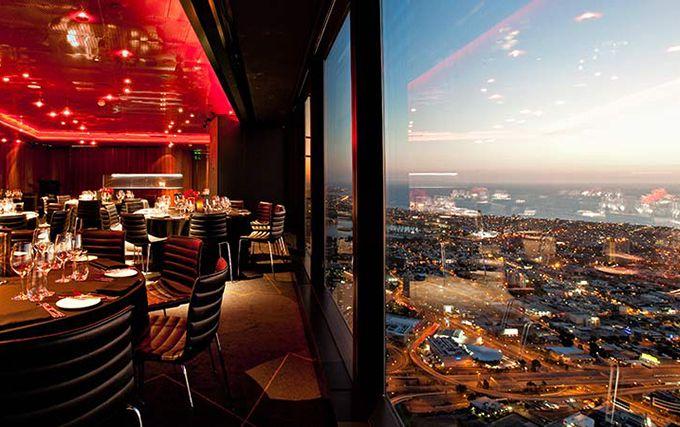 EUREKA 89 - Melbourne Dining