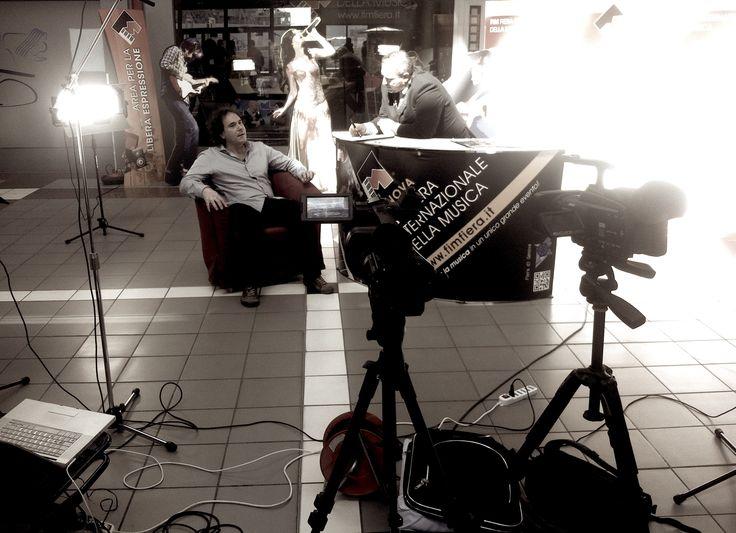 """Il 26 Settembre 2012 è nata """"FIM Live TV"""", il Canale YouTube Ufficiale del FIM. #FIM #Fieradellamusica #Musica #Musicisti #Band #fimawards #premiomusicale #fierainternazionaledellamusica #strumentimusicali #scuoledimusica #etichettediscografiche #fimfiera"""