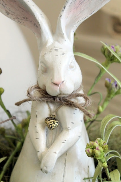 : Holiday, White Rabbits, Easter Bunnies, Sutton Place, Easter Bunny, Happy Easter, Spring Easter, Easter Spring, Nesting Bunny