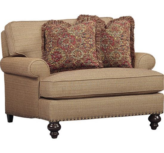 Best Haverty S Chair And A Half 999 And Matching Ottoman 499 640 x 480