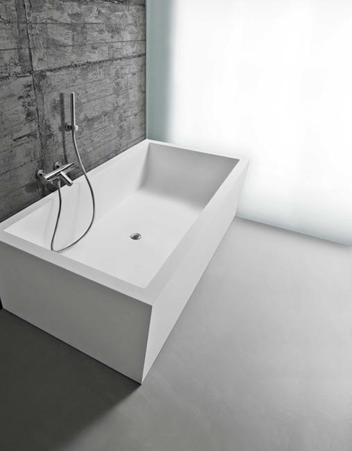Biblio tub by Italian brand Antonoi Lupi