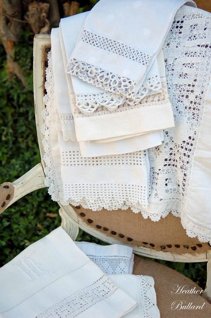 Timeless table linens