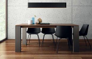 Table Tavole vive vuerge on book metal bois ceramique allonges extensible