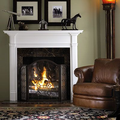 86 best Fireplace Mantel Decor images on Pinterest Fireplace