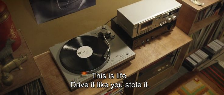 drive it like you stole it || sing street (2017)