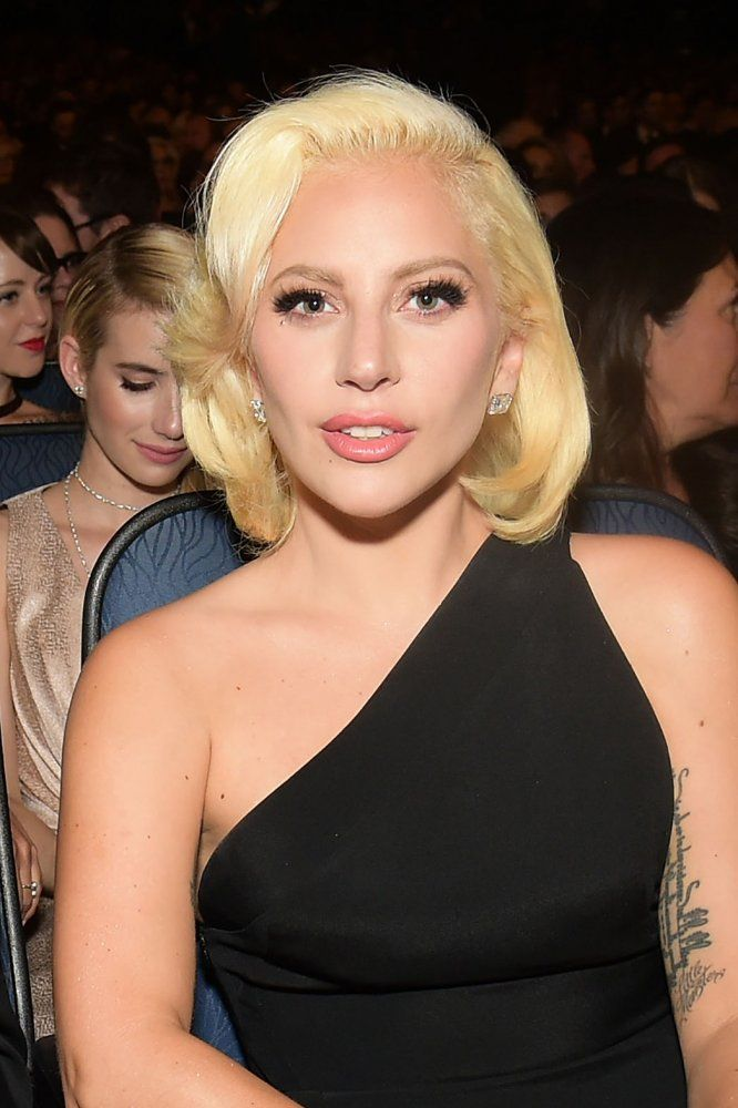 How to Get Lady Gaga's High- Glam Hair
