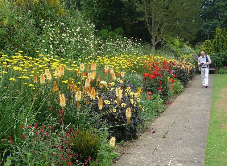 Les 537 meilleures images propos de jardin que j 39 adore for Jardin anglais mixed border