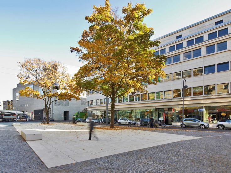 Fresh Rathausplatz Solingen Germany by scape Landschaftsarchitekten Urban stuff Mobiliers Urbains Pinterest