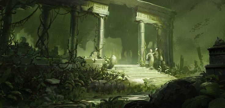 Atlantis 2, Bigpoint Berlin by acapulc0.deviantart.com on @deviantART