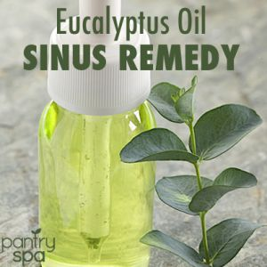 how to clear maxillary sinuses naturally