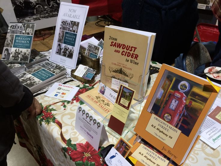 Books about Oregon Women, Highway 99 and more, by Jennifer Chambers and Pat Edwards