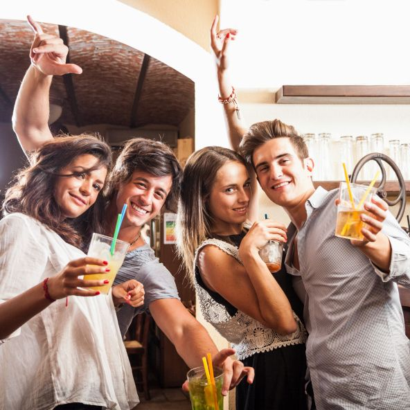 University of Pittsburgh study connects Top 40 hits, binge drinking | USA Today College