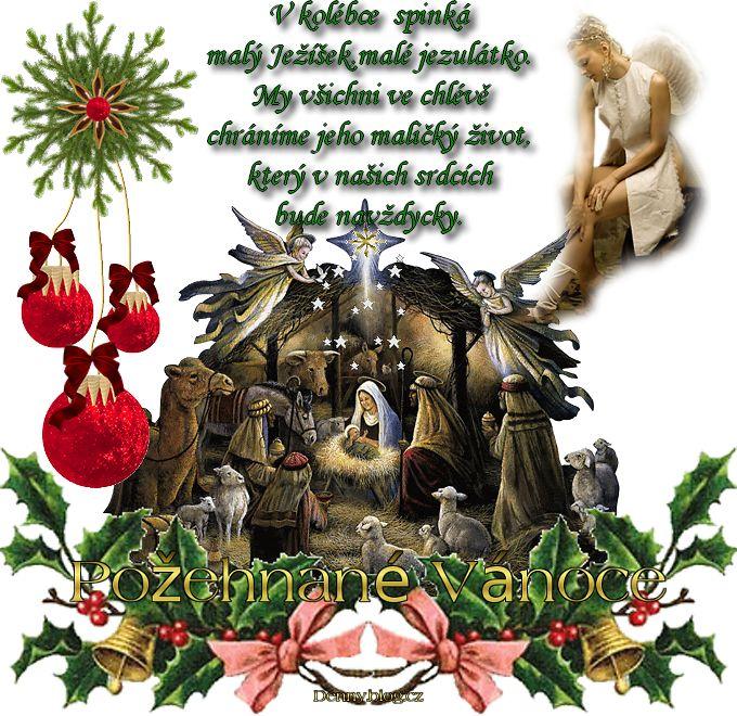 Přání vánoční betlémy+gify « Rubrika | OBRÁZKY PRO VÁS