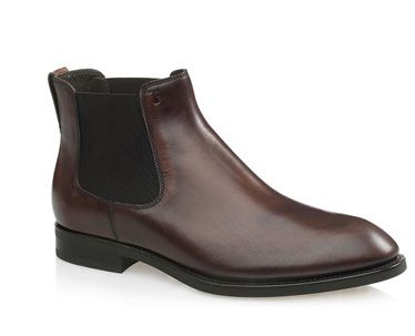 The 12 Shoes Every Man Needs Dress Boots Leather Chelsea boots by Tod's