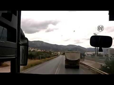 Μωσαϊκό: Διαδρομή Αγιος Νικόλαος Ηράκλειο