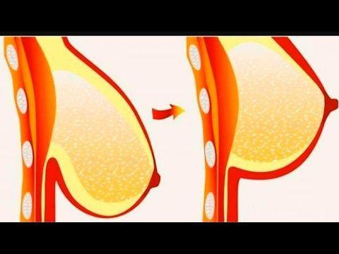 Como tonificar y levantar tus pechos. remedio casero. (parte 2). - YouTube