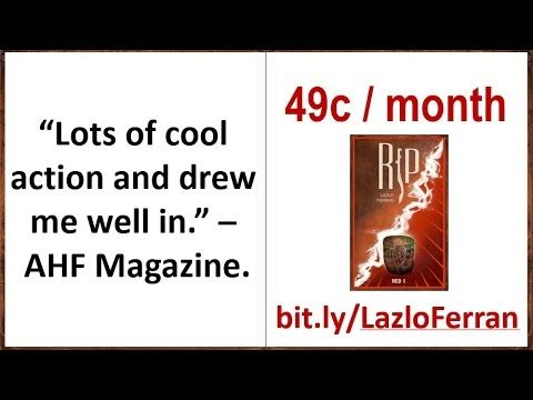 Now 49c/mth for 2 chapters! Interactive novel RIP - America, wars, roman...