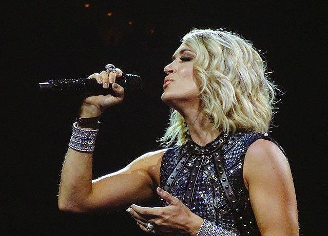 Carrie Underwood The Storyteller tour