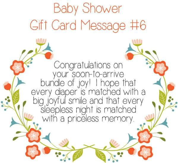 Top 10 Baby Shower Gift Card Message Ideas Baby Girl Cards Baby Shower Card Sayings Baby Girl Congratulations Message