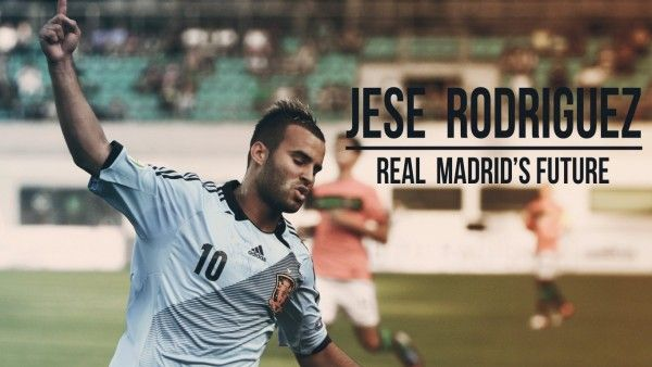Jese Rodriguez Real Madrid Future Football - Wicked Wallpaper - FREE HD wallpapers