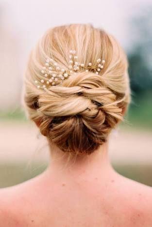 50 Sommer Hochzeit Frisuren Für Mittellange Haare Wedding Ideas