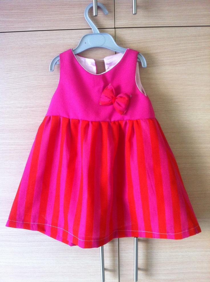 Toddlers' cute dress!