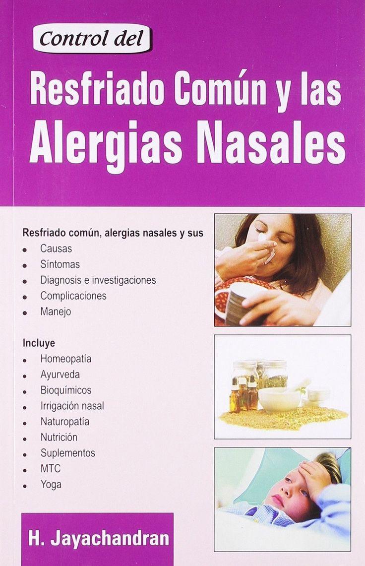 Control del resfriado comun y las alergias nasales [Paperback]
