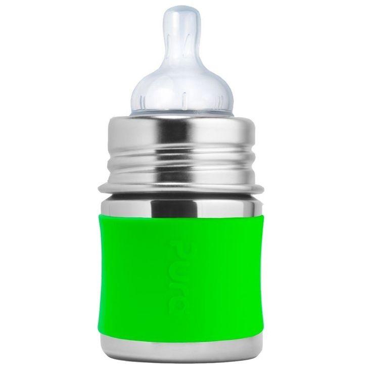 Pura kiki Baby Edelstahl Flasche | greenstories