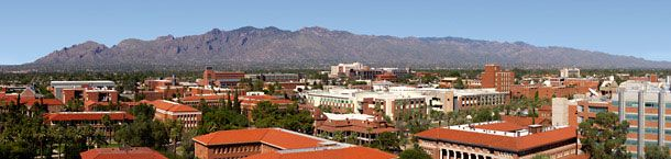The University of Arizona...because being a Wildcat makes life better.