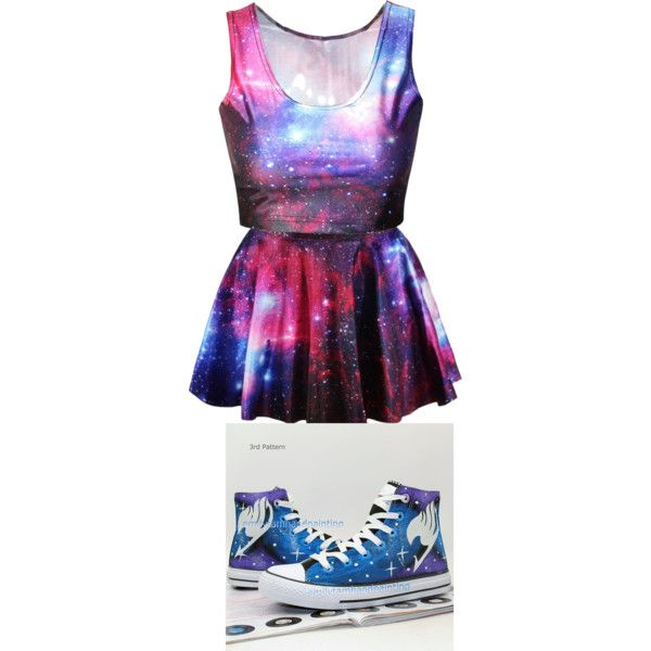 TAYSHA OUTFIT by nyiaravalentine on Polyvore featuring polyvore beauty Converse
