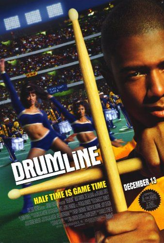 Drumline Movie Poster (27 x 40 Inches - 69cm x 102cm) (2002) -(Nick Cannon)(Zoe Saldana)(Orlando Jones)(Leonard Roberts)(GQ)(Jason Weaver)