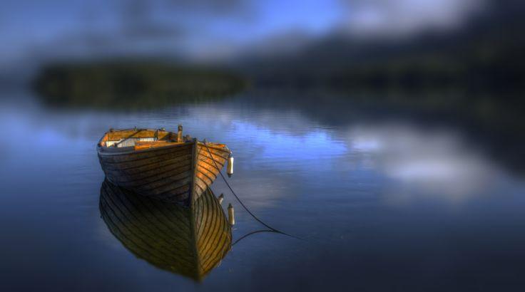 Silent morning by Torleif Bækken on 500px