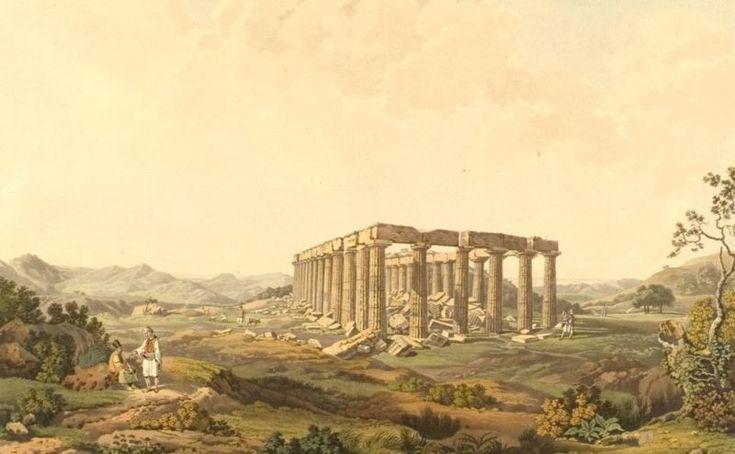 File:Dodwell Temple of Apollo Epicurius.jpg