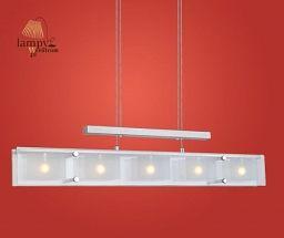 Lampa 5 płomienna BETTA EGLO - tafla 89507