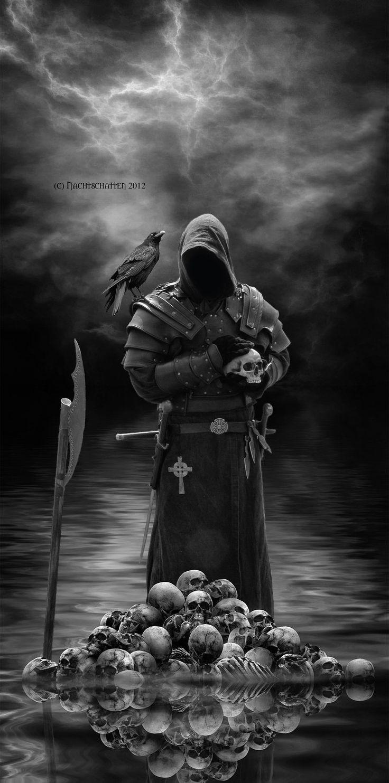 .... +....The Executioner.... +.... by dl120471.deviantart.com on @deviantART