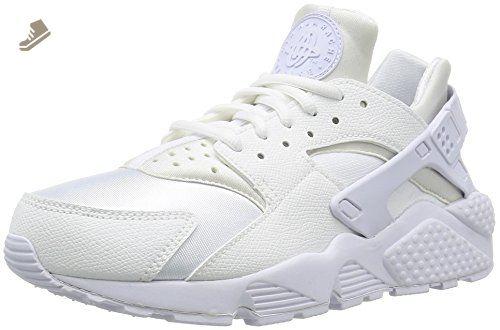 Nike Women's Air Huarache Run Running Shoe (9.5, White) - Nike sneakers for women (*Amazon Partner-Link)