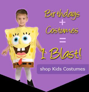 Birthday + Costumes =  Fun , shop kids costumes http://cms.officialcostumes.com/kids-halloween-costumes #OfficialCostumes