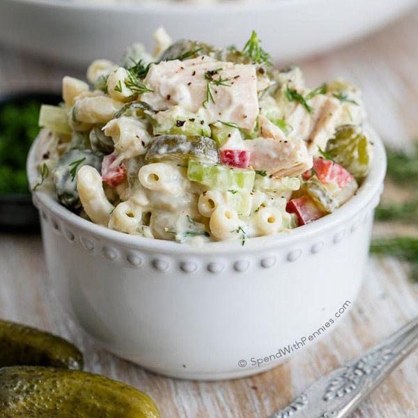 Macaroni Tuna Salad Recipe Soul Food