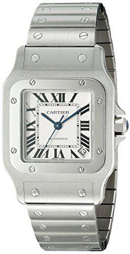 Cartier Santos Galbèe Kollektion W20098D6 - http://uhr.haus/cartier/cartier-santos-galb-e-kollektion-w20098d6