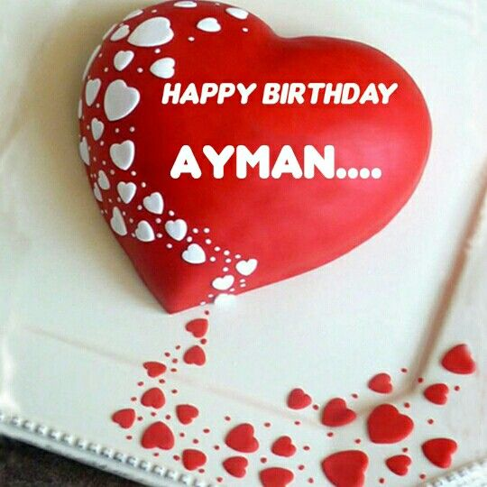 Pin By Haya Jihan On My B D Wishes Birthday Cake