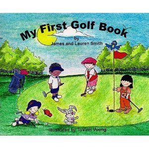 My First Golf Book