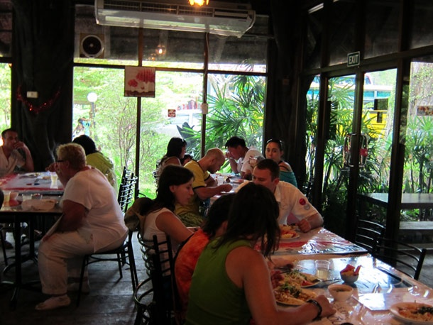Food At Green Hills Restaurant