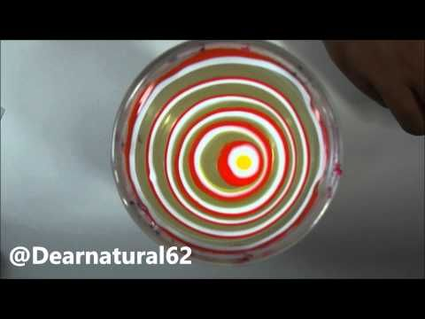 257 #NAILART | #Halloween Water Marble Shout Out - YouTube