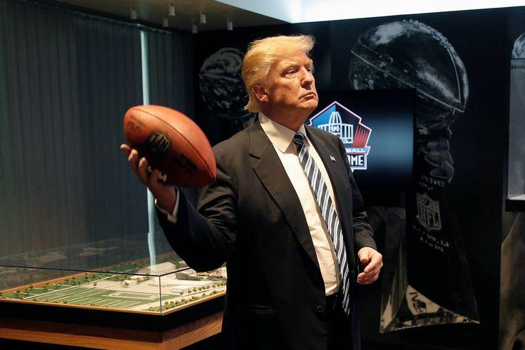 Donald Trump, el nuevo presidente de Estados Unidos.