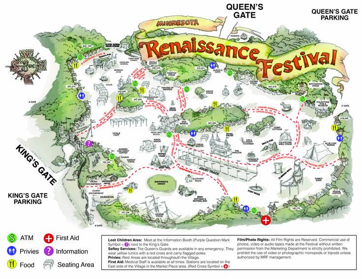 Craft Fair | Minnesota Renaissance Festival | Minneapolis MN
