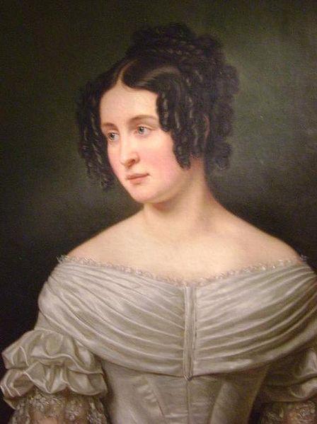 Königin Therese von Bayern, geborene Prinzessin von Sachsen-Hildburghausen (1792-1854), Gemahlin König Ludwig I.