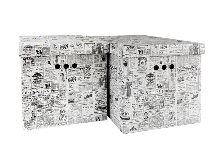 Pudło - wzór gazeta